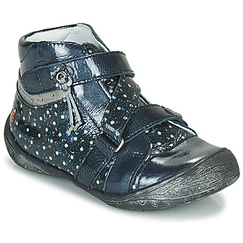 Shoes Girl Mid boots GBB NADETTE Marine