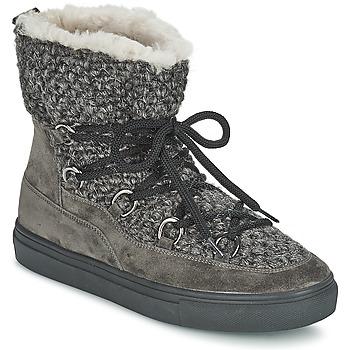 Shoes Women Hi top trainers Kennel + Schmenger PIETRU Grey