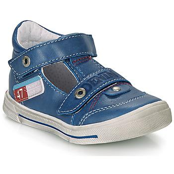 Shoes Boy Sandals GBB PEPINO Blue