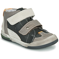 Shoes Boy Hi top trainers GBB PATRICK Grey