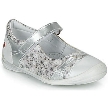 Shoes Girl Flat shoes GBB PRINCESSE Silver