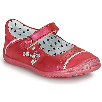 Shoes Girl Flat shoes Catimini PIPISTRELLE Pink