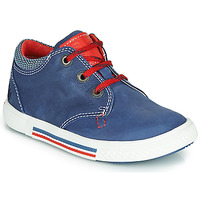 Shoes Boy Low top trainers Catimini PALETTE Blue