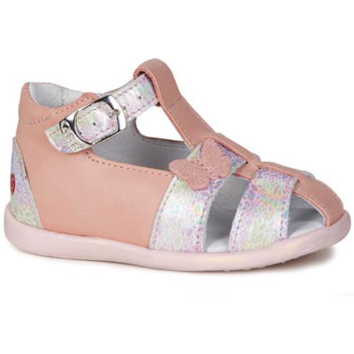 Shoes Girl Sandals GBB GASTA Pink