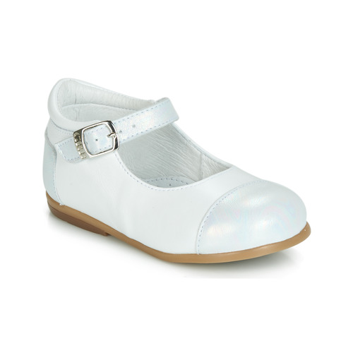 Shoes Girl Flat shoes GBB BELISTO White