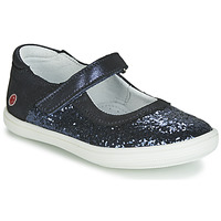 Shoes Girl Flat shoes GBB PLACIDA Marine