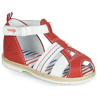 Shoes Children Sandals GBB COCORIKOO Red