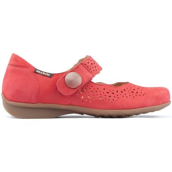 Shoes Women Flat shoes Mephisto FABIENNE RED
