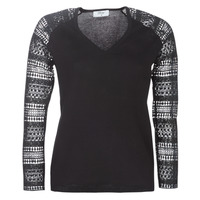 Clothing Women jumpers Betty London LOLA Black