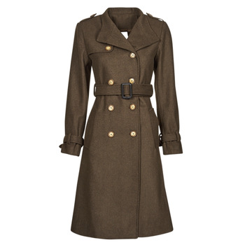Clothing Women coats Betty London LIPIUS Brown