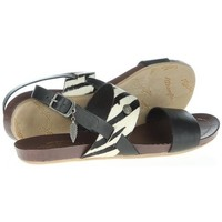 Shoes Women Sandals Wrangler Lola Safary WL141652-62 black