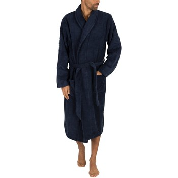 Clothing Men Sleepsuits Calvin Klein Jeans Robe blue