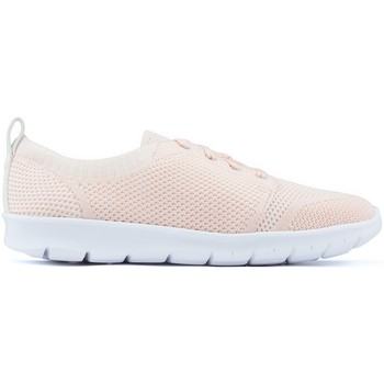 Shoes Women Low top trainers Clarks Shoes  STEP ALLENASUN PINK