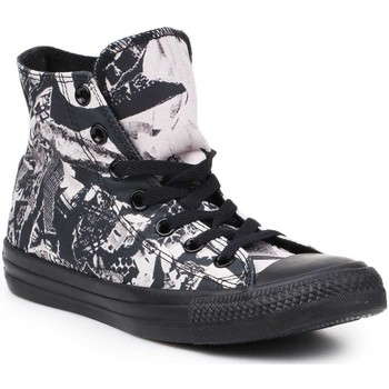 Shoes Hi top trainers Converse CT HI 549640C black, beige