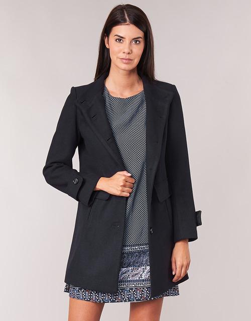 Clothing Women coats Casual Attitude LYSIS Marine