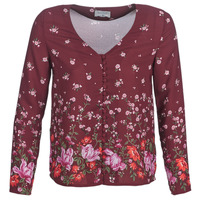 Clothing Women Tops / Blouses Casual Attitude LICINIA Bordeaux