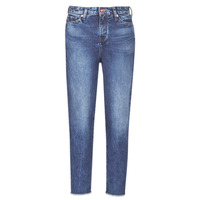 Clothing Women Boyfriend jeans Armani Exchange 6GYJ16-Y2MHZ-1502 Blue