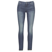 Clothing Women Slim jeans Armani Exchange 6GYJ25-Y2MKZ-1502 Blue