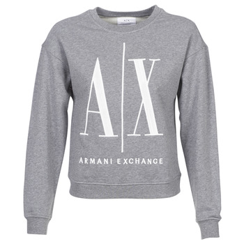Clothing Women sweaters Armani Exchange 8NYM02-YJ68Z-3932 Grey
