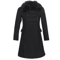 Clothing Women Coats Moony Mood LITELA Black