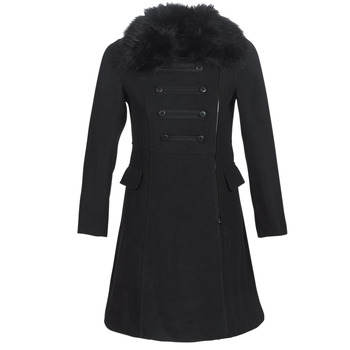 Clothing Women coats Moony Mood LITEA Black