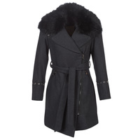 Clothing Women coats Moony Mood LITEA Grey