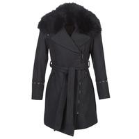Clothing Women Coats Moony Mood LITEA Grey