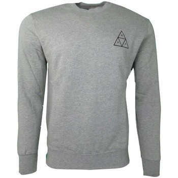 Clothing Men sweaters Huf Worldwide Essential TT Crew grey