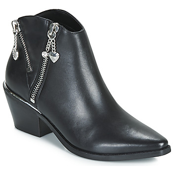 Shoes Women Ankle boots Guess NEDIVA Black