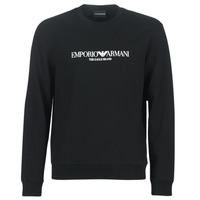 Clothing Men Sweaters Emporio Armani 8N1ME8-1J04Z-1001 Black