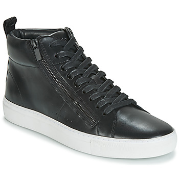 Shoes Men Hi top trainers HUGO FUTIRISM HITO NAZP Black