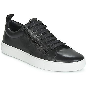 Shoes Men Low top trainers HUGO FUTURISM TENN NAZP Black