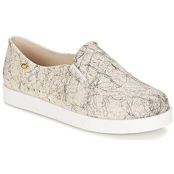 Shoes Women Slip ons Mel KICK Stone