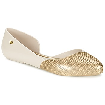 Shoes Women Flat shoes Mel TANGERINA GOLD