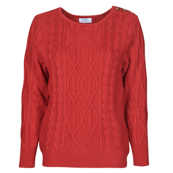 Clothing Women Jumpers Betty London LEONIE Red