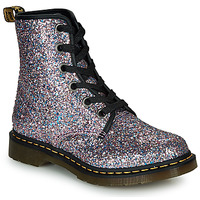 Shoes Women Mid boots Dr Martens 1460 Farrah 6 Eye Boot Pink