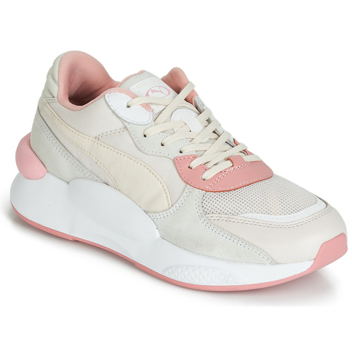 Shoes Women Low top trainers Puma RS-9.8 Beige