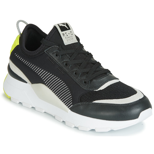 Shoes Men Low top trainers Puma RS-0 CORE Black