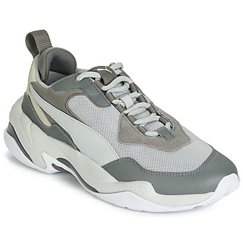 Shoes Men Low top trainers Puma THUNDER FASHION 2.1 Grey