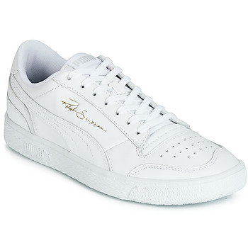 Shoes Men Low top trainers Puma RALPH SAMPSON LO White