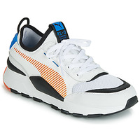 Shoes Men Low top trainers Puma RS-0 RE-REIN MU White