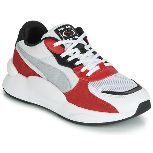 Shoes Children Low top trainers Puma RS-98 SPACE JUNIOR White / Red