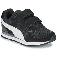 Shoes Children Low top trainers Puma VISTA PS Black