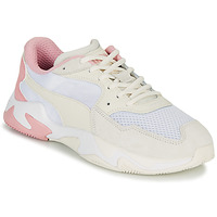 Shoes Men Low top trainers Puma STORM ORIGIN PASTEL White