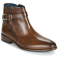Shoes Men Mid boots Brett & Sons ROBERTO Cognac