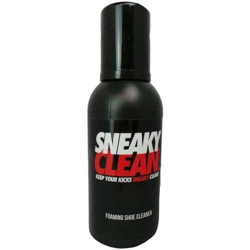 Shoe accessories Shoepolish Sneaky. Cleaner black
