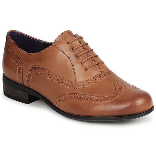 Shoes Women Brogues Clarks HAMBLE OAK Brown