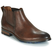 Shoes Men Mid boots Lloyd JOST Cognac