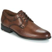 Shoes Men Derby Shoes Lloyd LADOR Cognac
