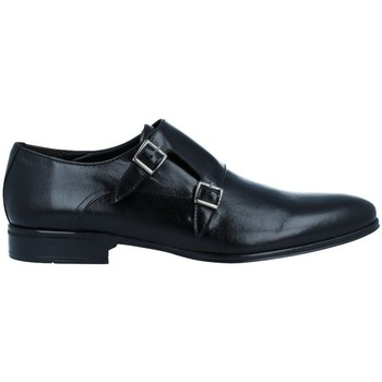 Shoes Men Brogues Luis Gonzalo 7314H Zapatos de Vestir de Hombre black